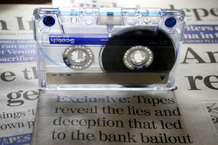 Anglo tapes