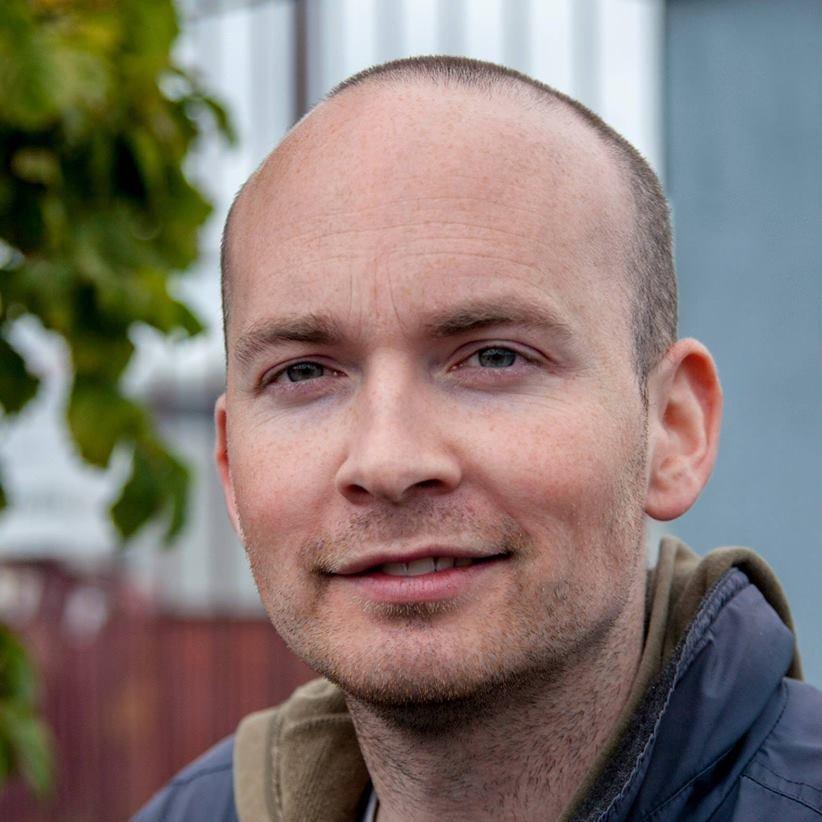Paul Murphy.