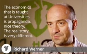 Prof Werner - Economic propaganda