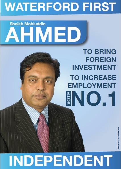 S Ahmed