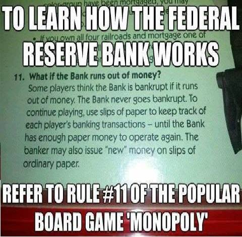 The-Bank-never-goes-Bankrupt-Rule-11-of-Monopoly