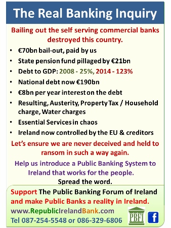 The Real Banking Inquiry